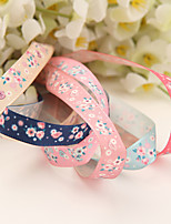 2 M Gorgeous Beautiful Printed Ribbon (More Colors)