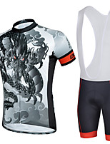 Road Mountain Bike Outdoor Sport Cycling Short Sleeve Clothing Bicycle Sports Cycling Short Bib Jersey