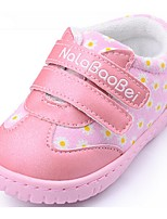 Baby Shoes Casual Fabric Fashion Sneakers Pink/Purple