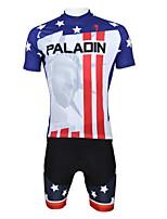 Cycling Jerseys Short Sleeve Bib & Short Pants Jerseys Cycling Jersey Sets Mountain Cycling Suits