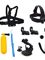 Ourspop GP-K21  7-in-1 Accessories Kit for Gopro Hero 4 3+/3/2/1 Camera