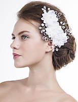 Blommor Headpiece Dam Bröllop/Speciellt Tillfälle Organza Bröllop/Speciellt Tillfälle 1 st.
