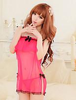 Women Velvet/Core Spun Yarn/Cotton Blends/Linen/PolyesterUniforms & Cheongsams/Babydoll & Slips/Garters