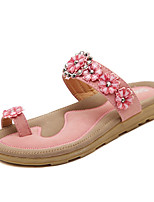 Women's Shoes Flat Heel Toe Ring Sandals Casual  More Colors available