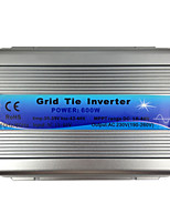 600W 30V/36V Grid Tie Inverter MPPT Function Pure Sine Wave 220V Output 60 72 Cells Panel Input On Grid Tie Inverter