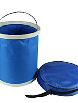 Collapsible Bucket, Automotive Car Wash Bucket, Large Portable, Scalable Outdoors Fishing Bucket, 11L