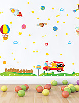 Wall Stickers Wall Decals Style Cartoon Space PVC Wall Stickers