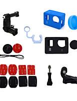 Ourspop GP-K09   10-in-1 Accessories Kit for Gopro Hero 4 Hero3+ Hero3 Camera