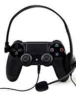 Kinghan® Mini Plastic Single Headphones for PS4