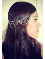 Licht Metaal Vrouwen Helm Casual/Outdoor Hoofdketting Casual/Outdoor 1 Stuk