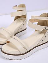 Women's Shoes  Wedge Heel Wedges Sandals Casual Black/Neutral