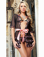 Women's Sexy Suspenders Lace Lingerie Suits Nightwear