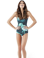 Jellyfish Pattern Swimwear Cosplay Costumes