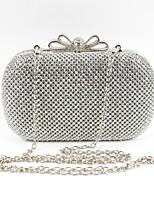 Handbag Crystal/ Rhinestone/Metal Evening Handbags/Clutches/Mini-Bags/Wallets & Accessories