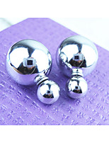 Women's Fashion Timeless Hotsale Shining Pearl Stud Earring ERZ0626