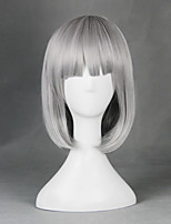 Parrucche Cosplay - Altro - Altro - 55cm - Grigio