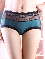 Women Lace/Polyester/Bamboo Fiber Shaping Panties/Ultra Sexy Underwear