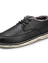 Men's Shoes Outdoor Oxfords Black