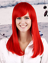 Women Synthetic Color Wig Straight 22 Inch