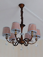 Chandeliers/Pendant Lights Bulb Included Rustic/Lodge Living Room/Bedroom/Study Room/Office/Kids Room/Game Room Metal