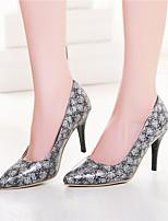 Women's Shoes  Heel Heels Pumps/Heels Office & Career/Casual Black/Pink/Beige