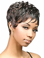 European and American Fashion Color Hair Wigs Natural Wave Wigs
