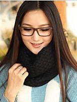 Sweet Girl Corn collar Warm Knitting Wool Scarf