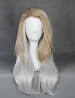 Perruques Cosplay - Autres - Autres - Blanc - 60cm