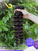 Unprocessed Full Cuticle Virgin Human Brazilian Hair Extension Weft