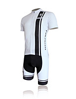 Cycling Jersey Set Short Sleeve With Padded Trousers Ultra Breathable Road Cycling Kit