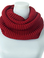 Women Cute Bright clove Wool knitting Shawl