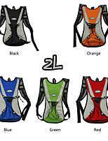 Waterdicht/Snel Drogend/Draagbaar/Multifunctionele - Wandelrugzakken/Fietsen Backpack/Gym Bag ( Groen/Rood/Zwart/Blauw/Oranje , 5L )