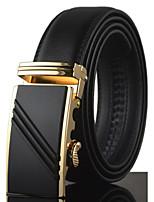 Men Vintage/Cute/Party/Work/Casual Alloy/Leather Calfskin Waist Belt