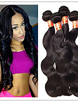 3Pcs/Lot Brazilian virgin hair body wave 100% human hair weaves body wave Hair extension100g/pc