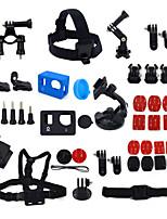 Ourspop GP-K07   27-in-1 Accessories Kit for Gopro Hero 4 Hero3+ Hero3 Camera