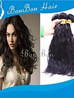 cheveux brésilienne vierge 1pcs d'onde naturelle
