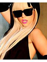 Lady Gaga Wig Long Straigt BLonde Fashion Women  Wigs