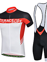 Short Sleeve Clothing Bicycle Sports Cycling Bib Set /Short Bib Jersey