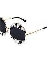 Women's 100% UV400 Round Fashion National Sunglasses