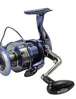 Yopoon SSV2000 5.5:1 10 RolamentosPesca de Mar/Pesca Voadora/Isco de Arremesso/Pesca no Gelo/Rotação/Pesca de Gancho/Pesca de Água