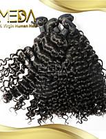 3Pcs/Lot Brazilian Virgin Hair Water Wave 100% Human Hair Extension Products Brazilian Hair Weave Bundles