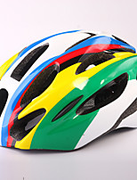 Unisex Cycling Helmet Vents Cycling Mountain Cycling Road Cycling Recreational Cycling Helmet