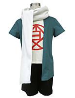 Costumes Cosplay - Autres - Naruto - Manteau/Manches Ajustées/Shorts/Casque/Echarpe