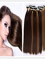 3Pcs/Lot 2.5G/S 100G/PC 100% Brazilian Virgin Keratin Capsule Fusion Human Hair Extension Tape Hair In Stock