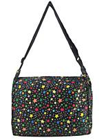 The New 2015 Stars Printing Recreation Bag Women's Shoulder Bag QQ1666