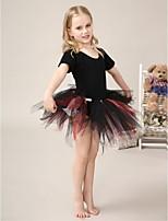 Kinderen - Uitvoering/Ballroomdansen - Tutus&Rokken ( Als In Afbeelding , Tule/Lycra