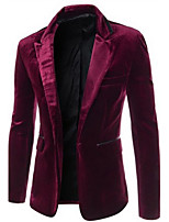Men's Casual Formal Long Sleeve Blazer