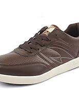 Men's Shoes Outdoor Fashion Sneakers Black/Brown/Green