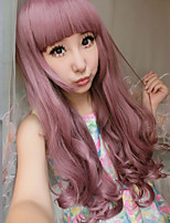 Synthetic Women Wig Ombre Tone New Color Heat Resistant Hair Wigs