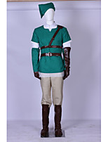 The Legend Of Zelda Suit Cosplay Costume